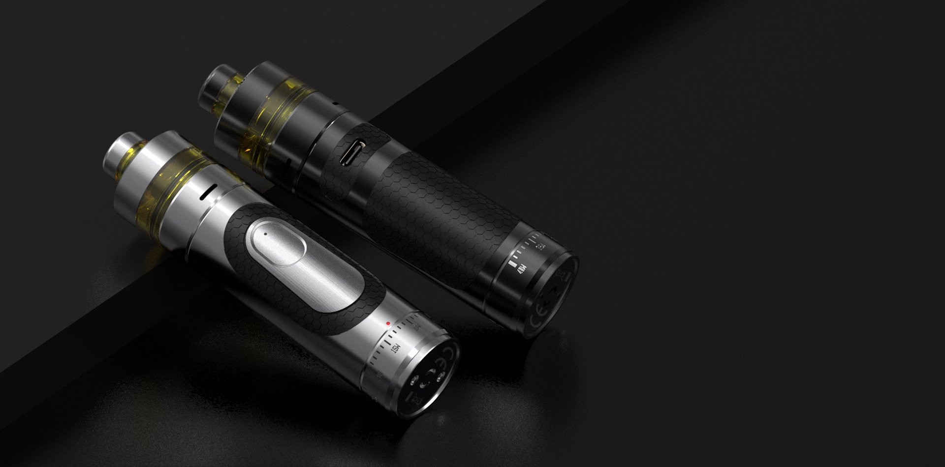 Kit Aspire Zéro G